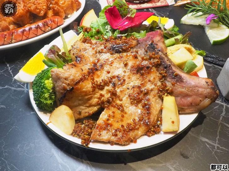 20200602110653 13 - 熱血採訪│都可以早午餐滿滿藜麥入菜!重量級豬排沙拉吃起來!
