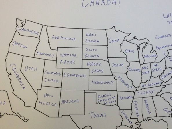HD Decor Images » Usa Map States And Capitals