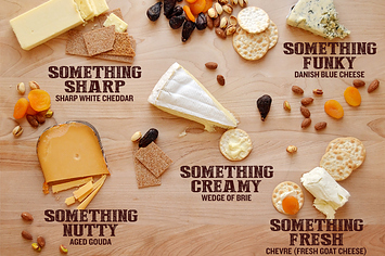 How To Put Together A Great Cheese Plate At A Regular