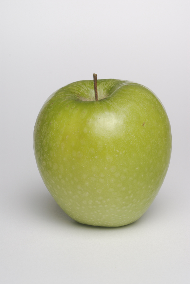 An apple a day will keep your bad breath away.