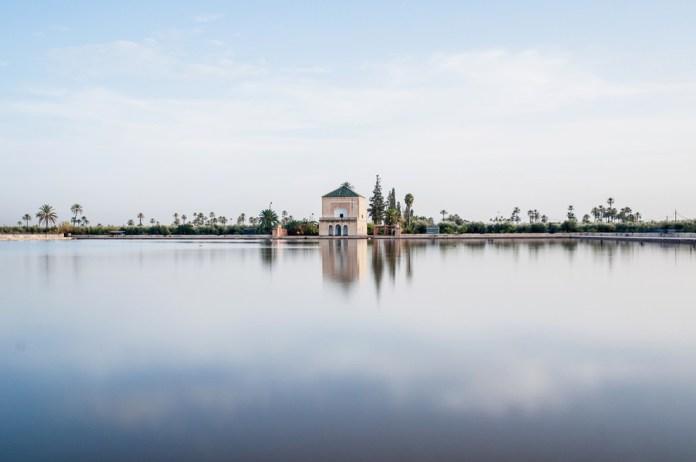 Menara Garden - Marrakech by : Anibal Trejo / Shutterstock