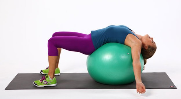 Don't Forget the Equipment: How to Choose an Exercise Ball
