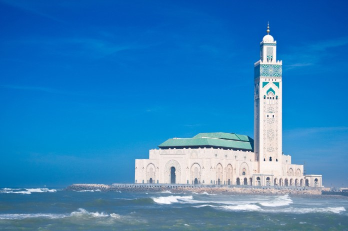 Casablanca by ; megastocker / Via Shutterstock