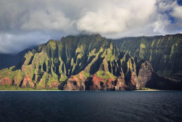 Nā Pali Coast State Park, Hawaii