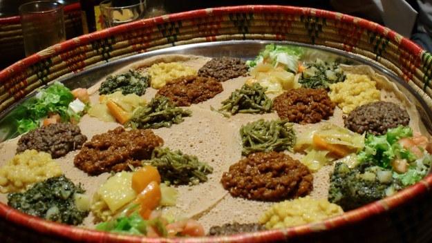 Hispanic Food Dishes