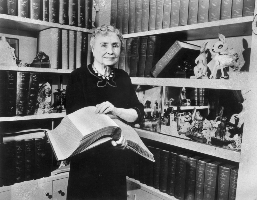 7 Things You Didn T Know About Helen Keller