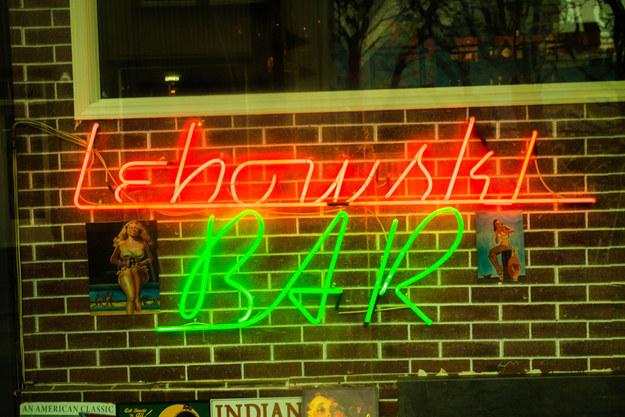 The Lebowski Bar : Reykjavik, Iceland