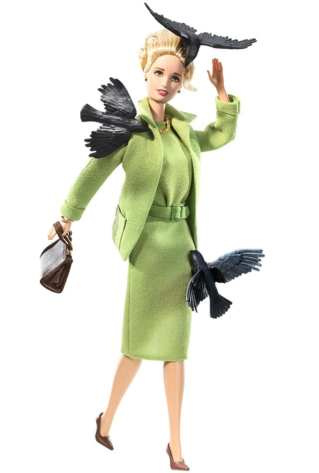 What do little girls and killer birds have in common? A love of Barbie, of course! Unfortunately, Mattel no longer sells this awesome item. Try ebay.