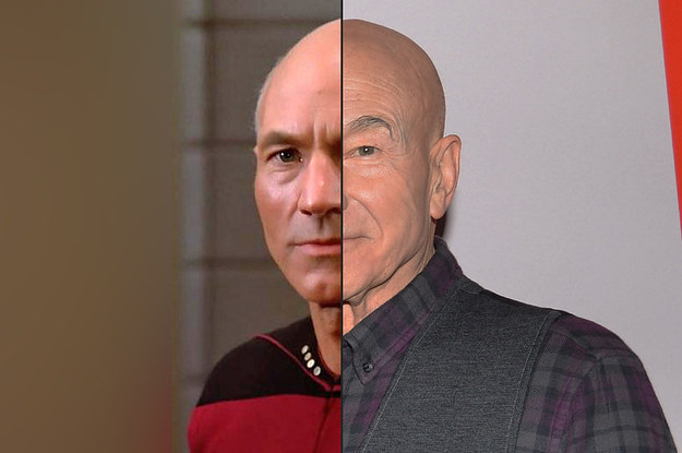 What The Star Trek The Next Generation Cast Looks Like Now
