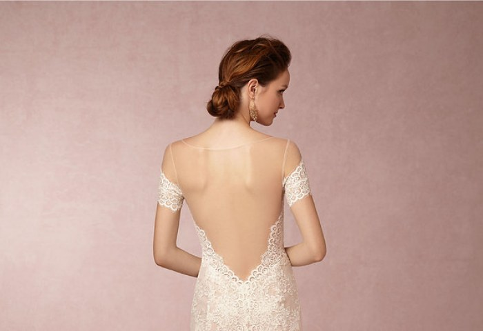 39 Vestidos De Novia Con Detalles De Espalda Maravillosos Que Te Van