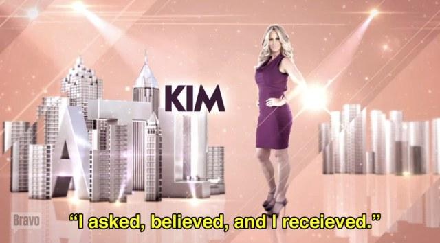 Image result for kim zolciak tagline