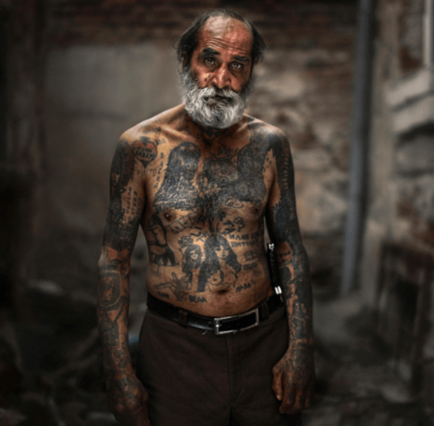 Chest tattoos will look baller.
