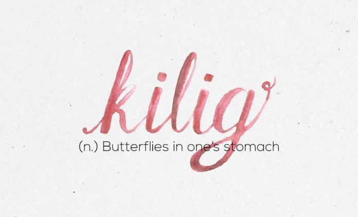 """""""Kilig"""""""