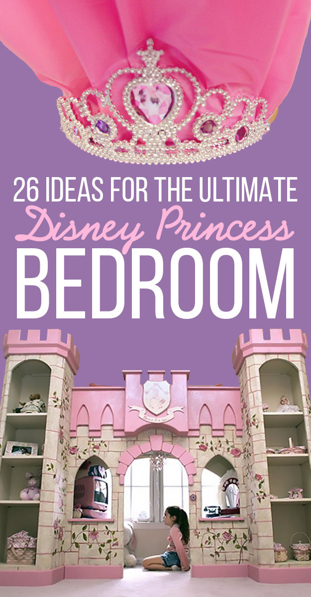 26 ideas for the ultimate disney princess bedroom
