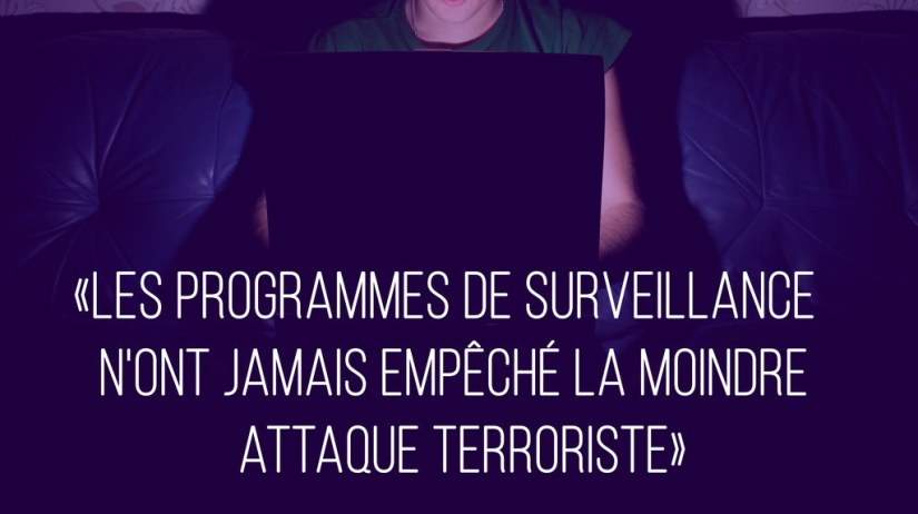 Propos tenus lors d'un entretien avec l'association des journalistes canadiens pour la liberté d'expression en mars 2015.