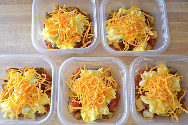 18 Make Ahead Meals And Snacks To Eat Healthy Without Even