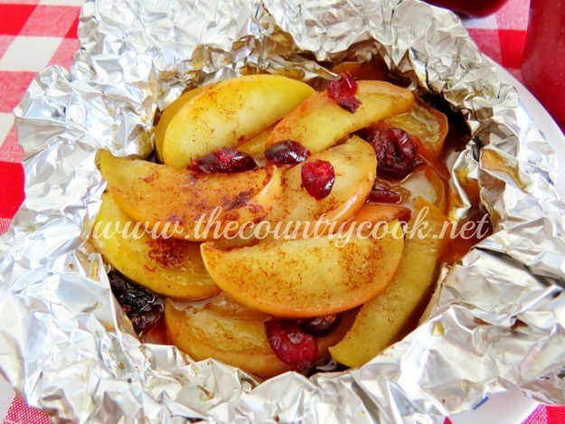 Apple & Cranberry Packets