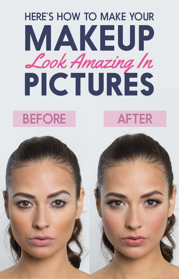 Here S How To Do Your Makeup So It