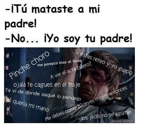 21 Memes De Star Wars Que Haran Reir A Los Jedis Mexicanos
