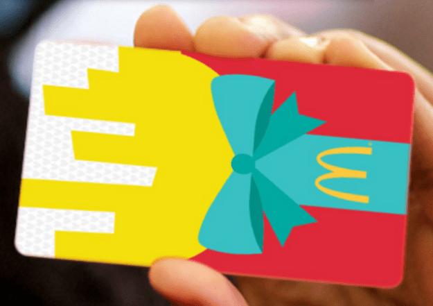 McDonald's Gift Card - $$$