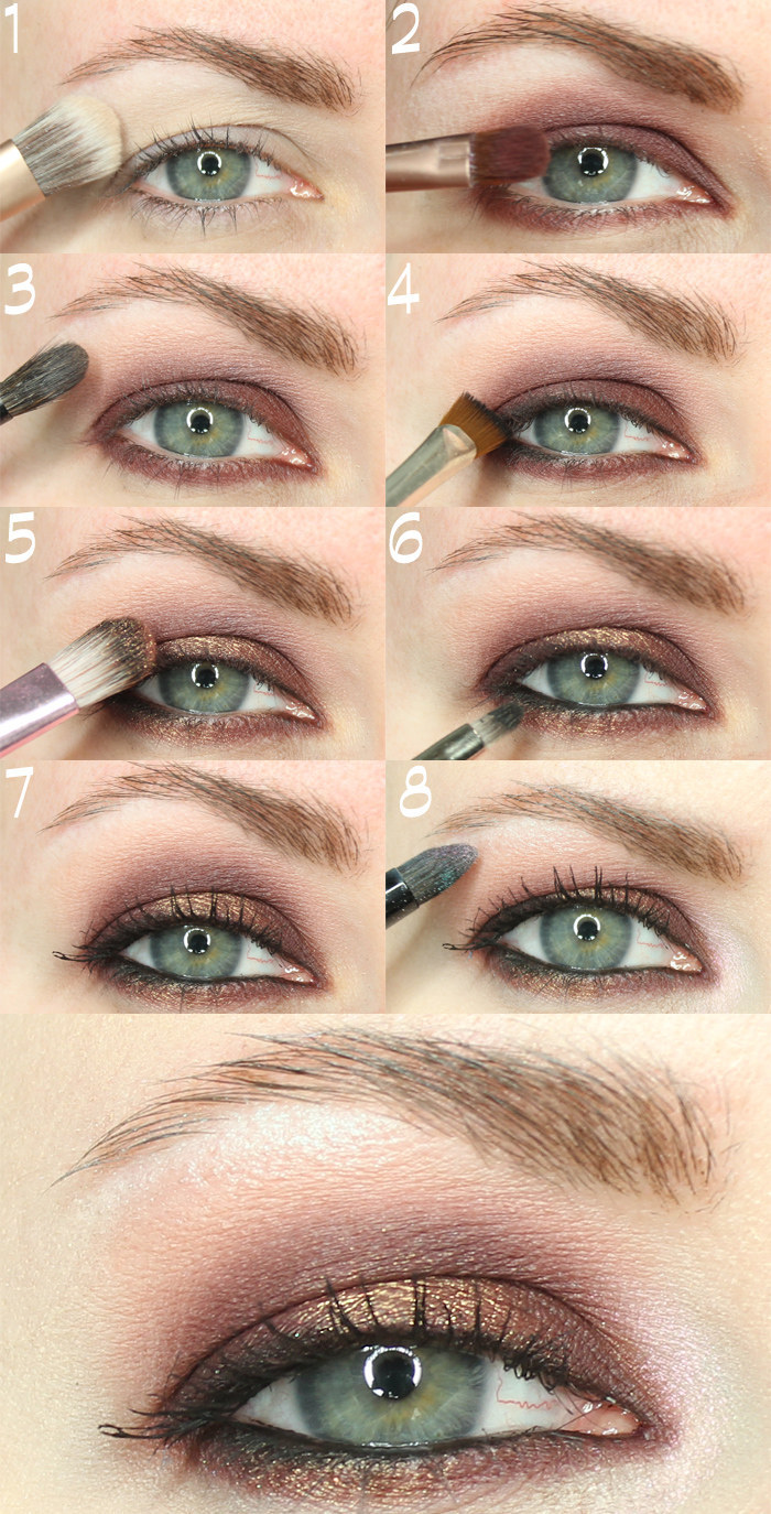 It S Best To Apply Makeup With Your Eyes Open Because Can Be Hard Find Natural Crease Closed