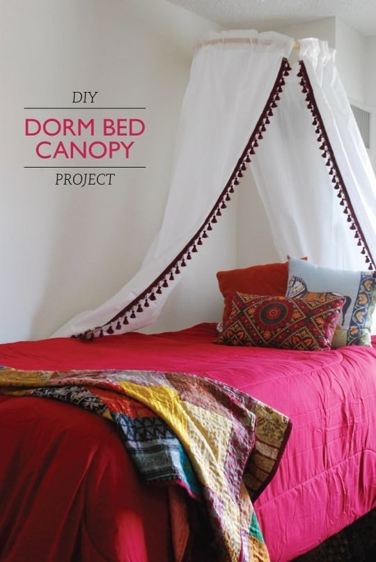 14 diy canopies you need to make for