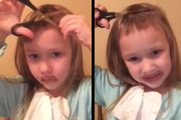 This Little Girls Attempt At A Beauty Tutorial Went