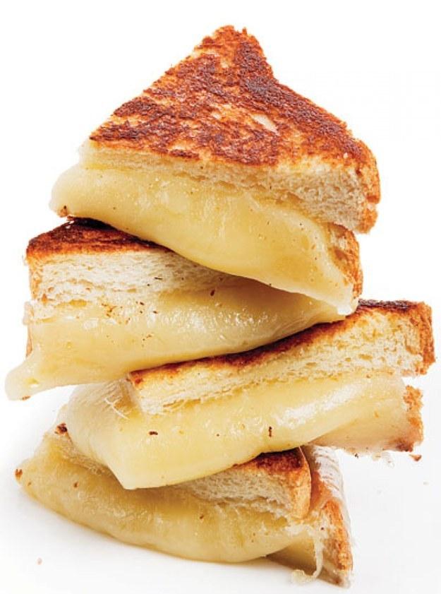 Mozzarella Dream Sandwich
