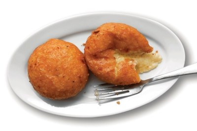 Swiss Fondue Fritters (Malakoffs)