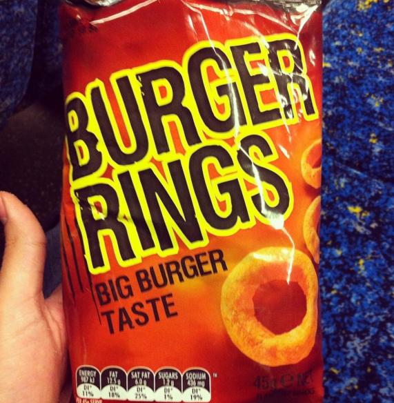 Burger Rings