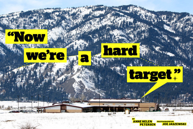 An Idaho Town Makes The Case For Guns In School — BuzzFeed News