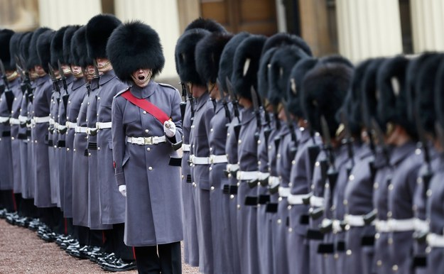 Military tradition in England: