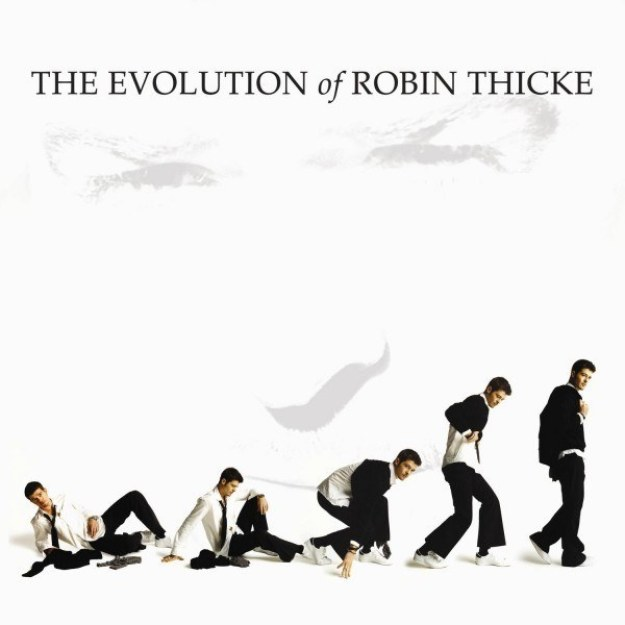 The Evolution of Robin Thicke — Robin Thicke