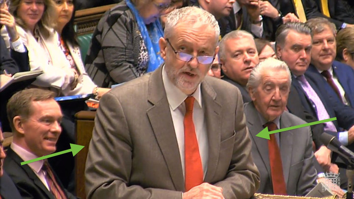 Jeremy Corbyn has not broken his arm, his spokesperson confirmed on Sunday.
