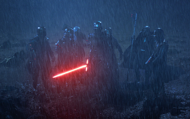 "The ""Force-back"" sequence was originally a standard flashback."