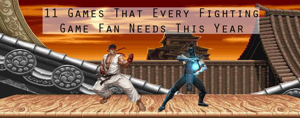It's a flawless time to be a fighter.