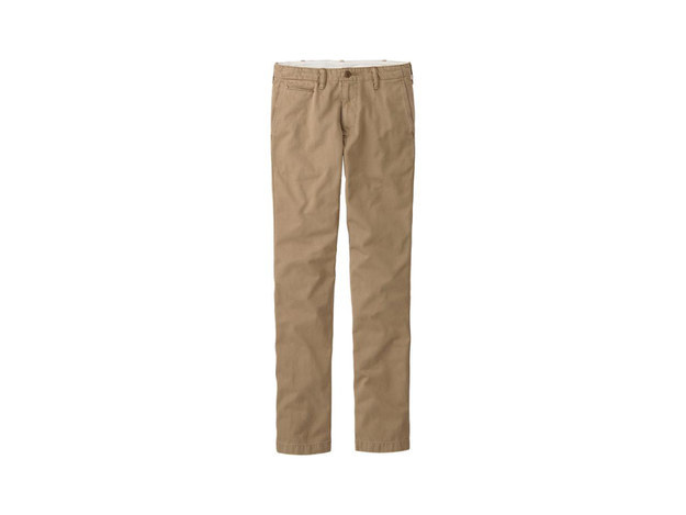 Pants. You probably wear them most days.