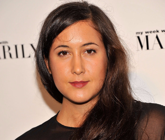 This is singer-songwriter Vanessa Carlton.