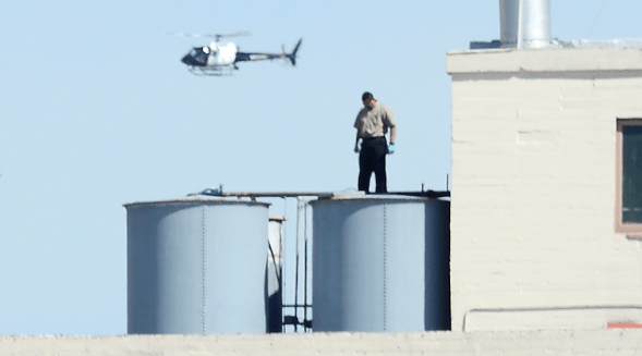 On Feb. 19, 18 days after she was last seen, her body was found naked and floating in a 4-by-8-foot water tank on the roof of the hotel. She was only found after guests complained about the low water pressure in the hotel.