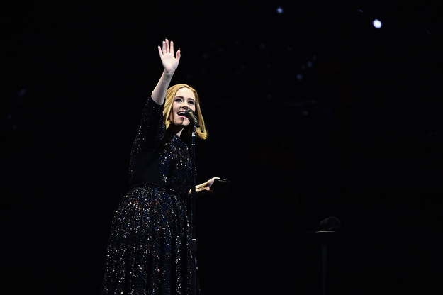 As we all know, Adele is currently on tour and completely killing it on stage. She's been wowing with her performances, helping fans get engaged and generally being the hilarious entertainer that she's known for.