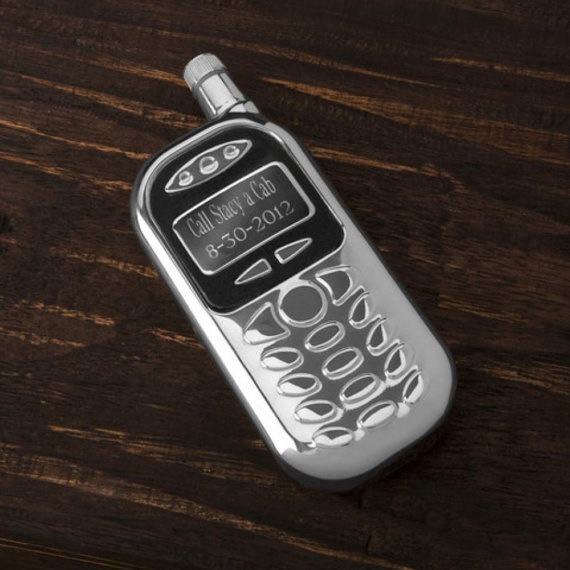 This old-school phone that doesn't make calls but does contain booze.