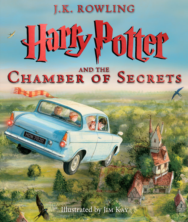 Now we have the first look at Harry Potter and the Chamber of Secrets, exclusively on BuzzFeed.