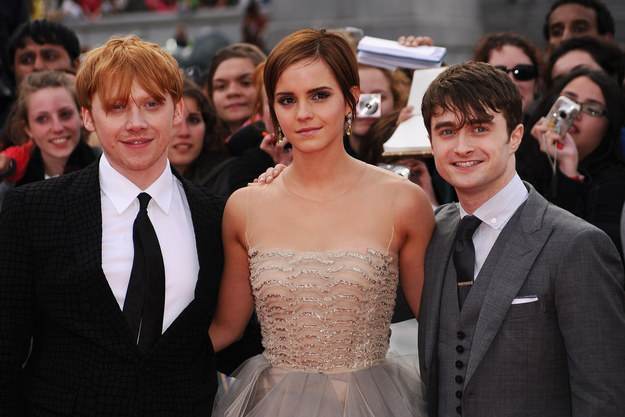 Quick, someone get the time-turner! THIS is what the Harry Potter cast looked like just five years ago.