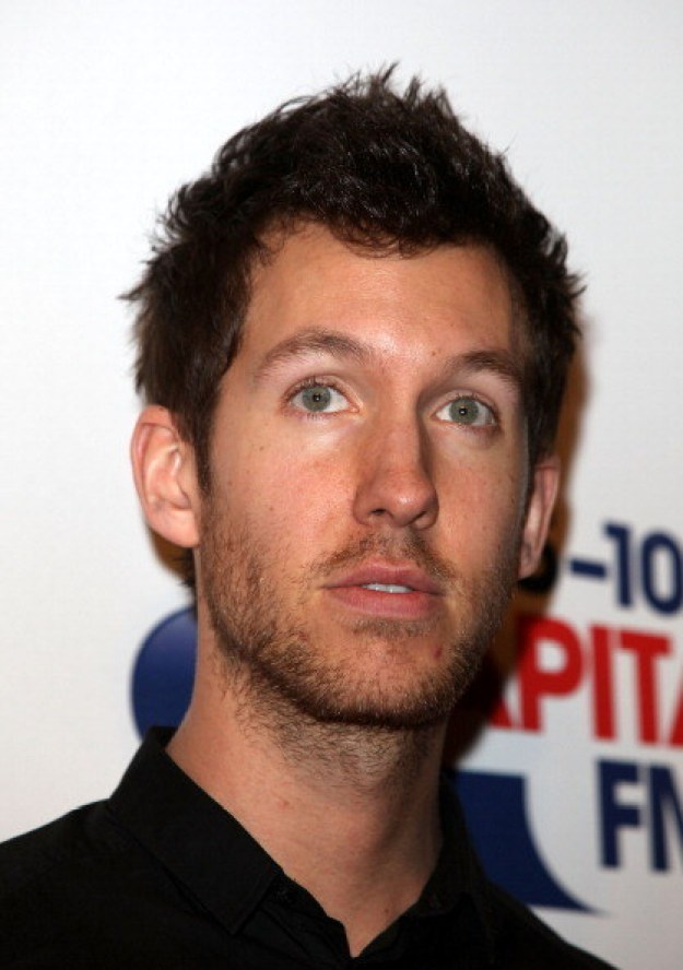 Calvin Harris looked like this in 2011...