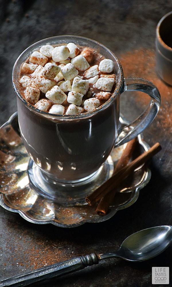 Easy Nutella Hot Chocolate