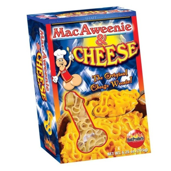This delicious box of mac and cheese.