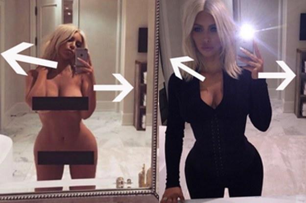 tumblr kardashian naked