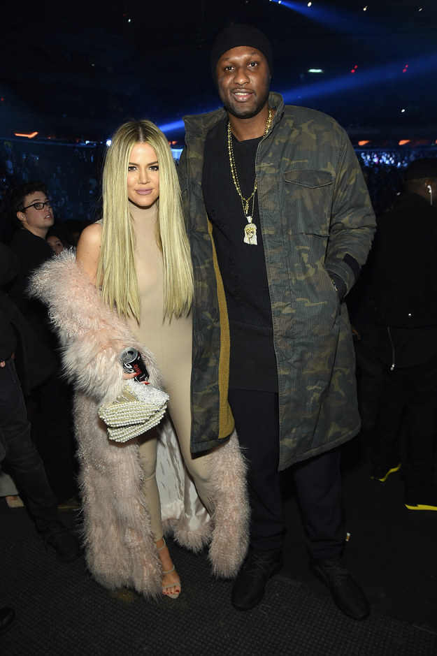 Ever since they appeared together at Kanye West's fashion show, rumors have been circling that Khloe Kardashian and Lamar Odom might be reconciling.