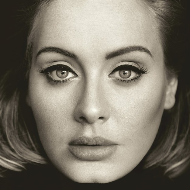 Nobody defines #EyelinerGoals quite like Adele.