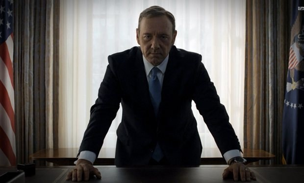 """You might be wondering, purely because of some of the candidates and news stories: """"Which one is more realistic? What would Frank Underwood make of it?"""""""